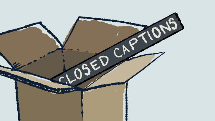 Out of the box closed captioning solutions